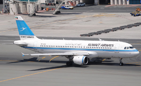 Kuwait-Airways-Airbus-A320-