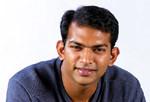 സ്റ്റാർട്ടപ്പ് വില്ലേജ് ചെയർമാൻ സഞ്ജയ് വിജയകുമാർ ഏഷ്യ21-യംഗ് ലീഡർ