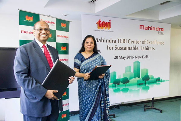 Mahindra-TERI-centre-of-exc