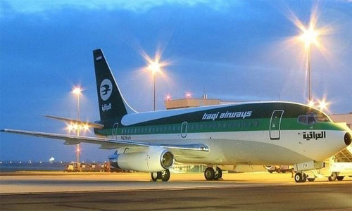 Iraqi-Airways-plane@-Kuwait