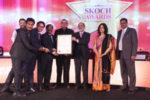 ഫെഡറൽ ബാങ്കിന് സ്കോഷ് സ്മാർട്ട് ടെക്നോളജീസ് ഗോൾഡ് അവാർഡ്