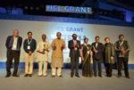 എച്ച്സിഎൽ ഗ്രാൻഡ്  : മൂന്ന് സന്നദ്ധ സംഘടനകൾക്ക് 5 കോടി രൂപ വീതം