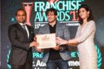 അദീബ് അഹമ്മദിന് എന്റർപ്രണർ ഓഫ് ദി ഇയർ പുരസ്കാരം