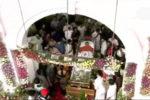 കരുണാനിധിയുടെ സംസ്കാരം മെറീനബീച്ചിൽ