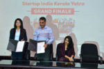സ്റ്റാർട്ടപ്പ് യാത്ര ഗ്രാൻഡ് ഫിനാലെ:  അരുണിമ സിആർ മികച്ച വനിതാ സംരംഭക