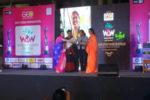 സരസ്വതി വിശ്വനാഥന് വണ്ടർ വുമൺ പുരസ്കാരം